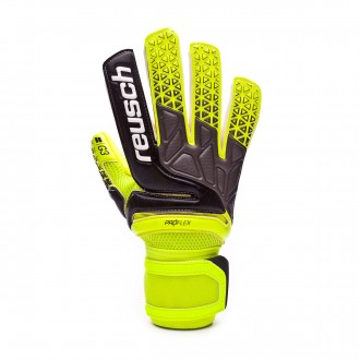 Luvas Reusch Prisma Pro G3 Negative Cut Safety yellow-Black-Safety yellow
