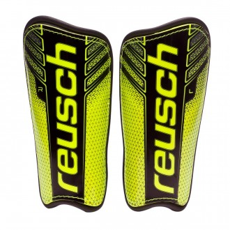 Shinpads  Reusch Reusch Pixie Lite Safety yellow-Black