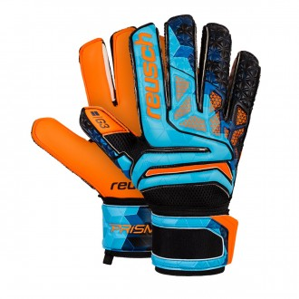 Luvas  Reusch Prisma Prime G3 Blue-Black-Orange