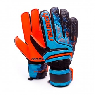 Luvas  Reusch Prisma SD LDT Blue-Black-Orange