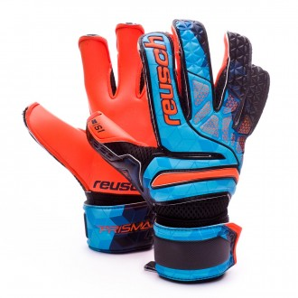 Guante  Reusch Prisma S1 Evolution Niño Blue-Black-Orange