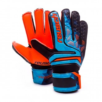 Guante  Reusch Prisma SD Niño Blue-Black-Orange