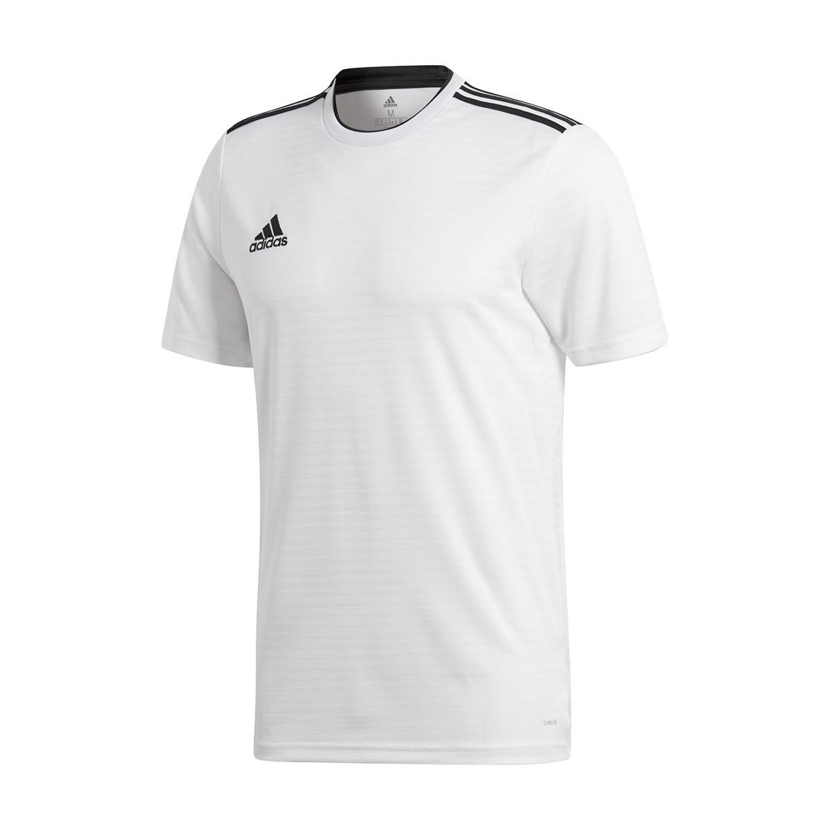 Maglia Adidas Condivo Bianco 18 M / C Bianco Condivo Nero Soloporteros Es Ahora 10be50