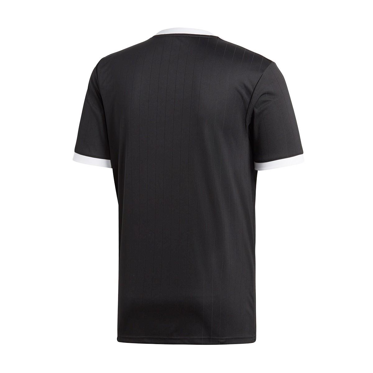 Jersey adidas Tabela 18 m/c Black-White - Fútbol Emotion
