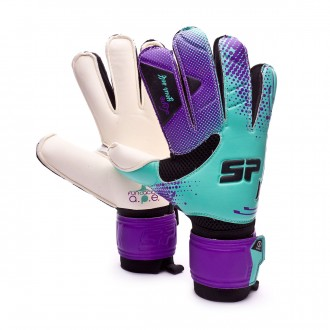Glove Love Yourself APE Foundation Turquoise-Purple
