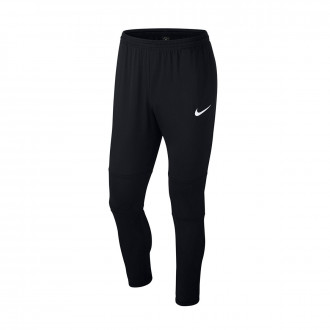 Long pants   Nike Kids Dry Park 18 Black-White