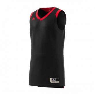 Camiseta  adidas Crzy Explo s/m Black-Red