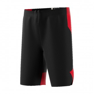 Short  adidas Crazy Explo Noir - Rouge