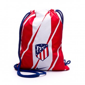 Saco  Nike Gymsack Atlético de Madrid Stadium 2017-2018 University red-Deep royal blue