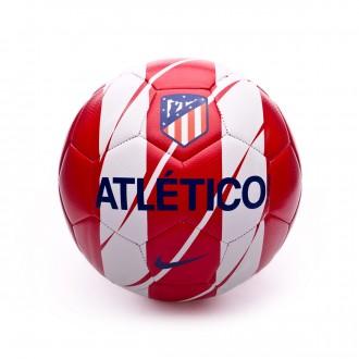 Bola de Futebol  Nike Atletico de Madrid Prestige 2017-2018 Sport red-Deep royal blue