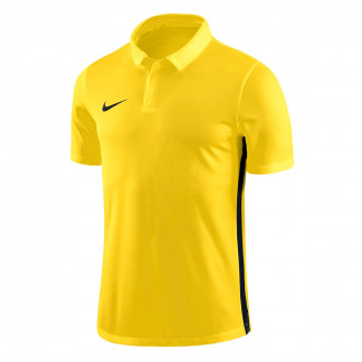 Pólo  Nike Dry Academy 18 Tour yellow-Anthracite-Black
