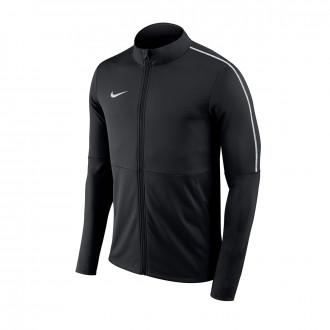 Chaqueta  Nike Dry Park 18 Black-White
