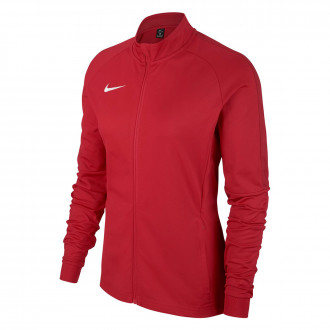 Casaco Nike Academy 18 Knit Mujer University red-Gym red-White