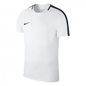 Maillot  Nike Academy 18 Training m/c White-Black