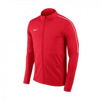 Casaco Nike Park 18 Knit University red-White