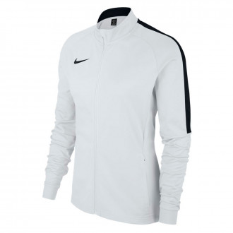 Jacket  Nike Dry Academy 18 Woman White-Black