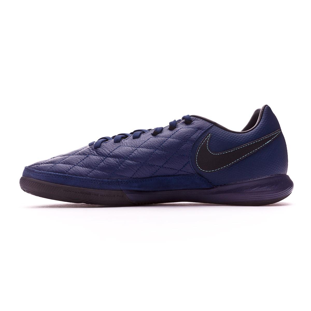 74222959054ef Tenis Nike TiempoX Finale 10R Porto Alegre IC Midnight navy-Black-Lagoon  pulse - Tienda de fútbol Fútbol Emotion