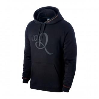 Sweatshirt  Nike 10R con capucha Black