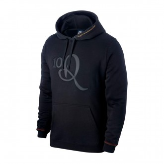 Sudadera  Nike 10R con capucha Black