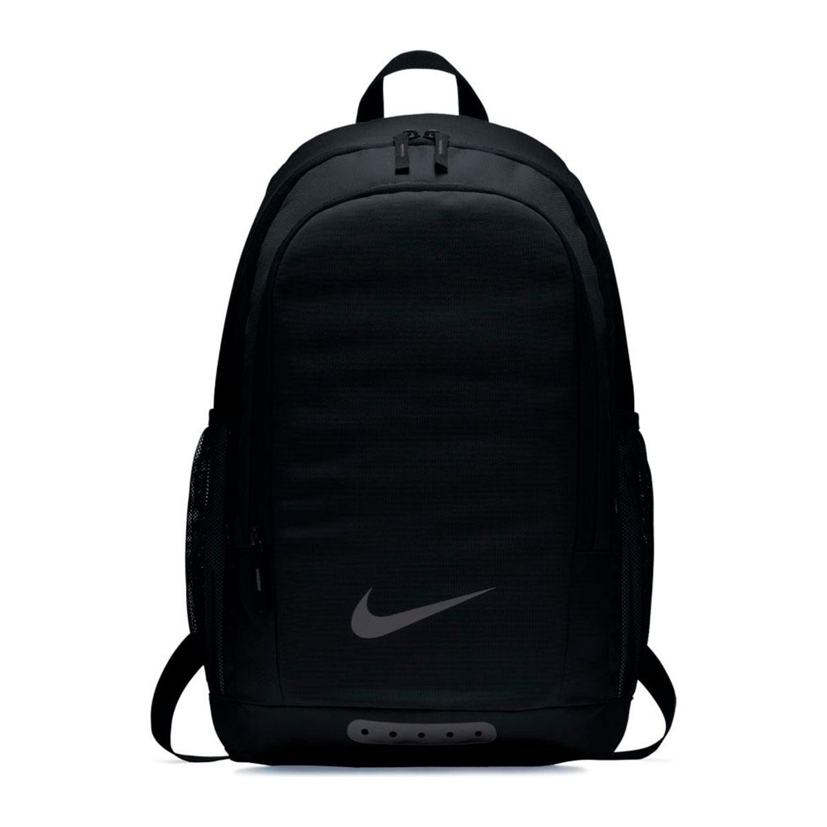 sofá Iniciativa Gárgaras  Sac à dos Nike Academy Football Black-Anthacite - Boutique de football  Fútbol Emotion