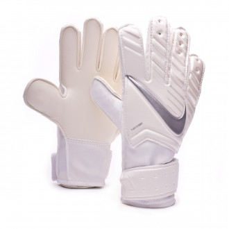 Guante  Nike Match Niño White-Chrome