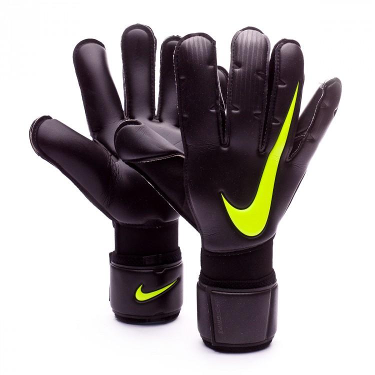 Guante de portero Nike Vapor Grip 3 Black-Volt - Soloporteros es ... 6d7cc89493da0