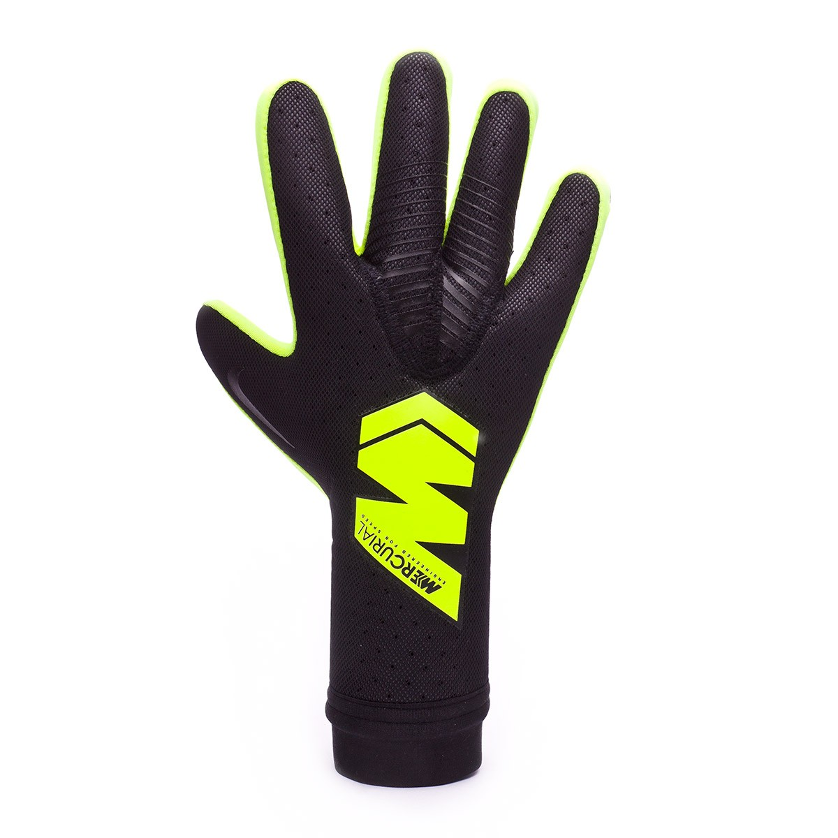 e9f7755e758c2 Luvas Nike Mercurial Touch Elite Black-Volt - Loja de futebol Fútbol Emotion