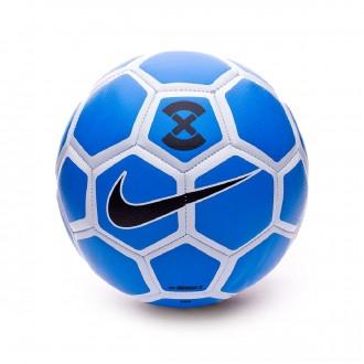Bola de Futebol  Nike Menor X Football Photo blue-White-Black