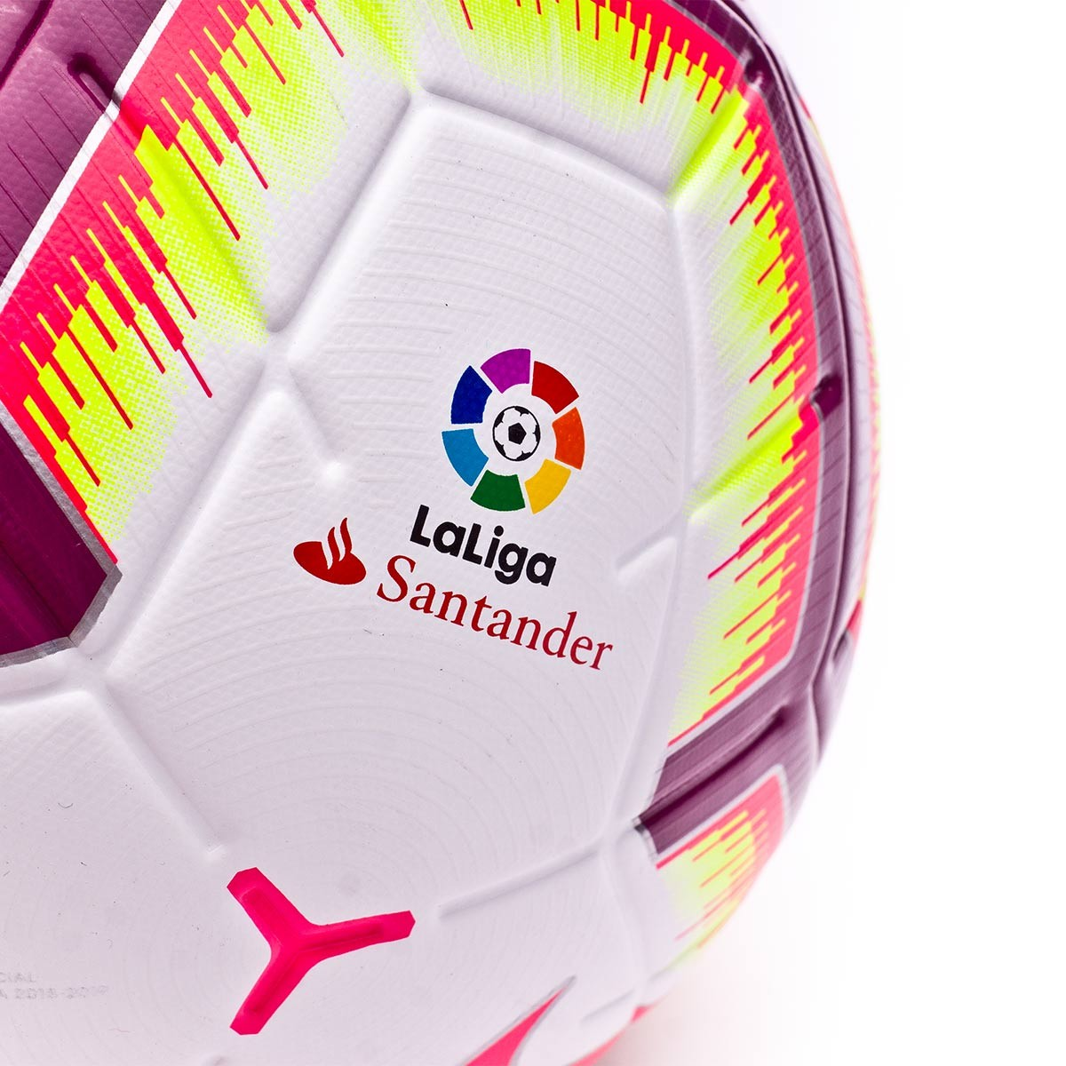 Ball Nike LaLiga Merlin 2018-2019 White-Pink flash-Team red ... 1d464c199b967