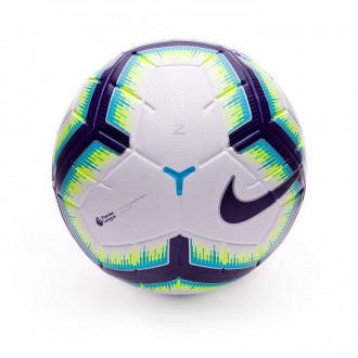 Balón  Nike Premier League Merlin 2018-2019 White-Blue-Purple