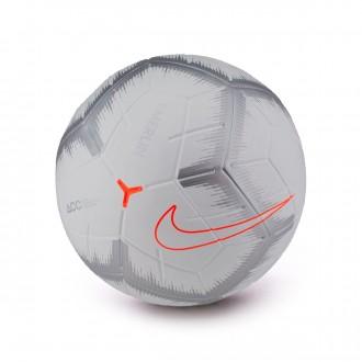 Balón  Nike Merlin White-Chrome-Total orange-White