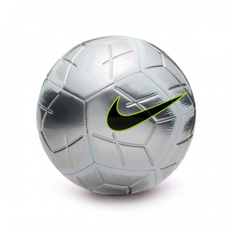 Balón  Nike Strike - Event Pack Silver-White-Volt-Black