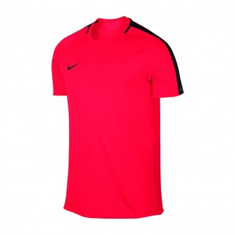 Camiseta  Nike Dry Academy Football Siren red-Black