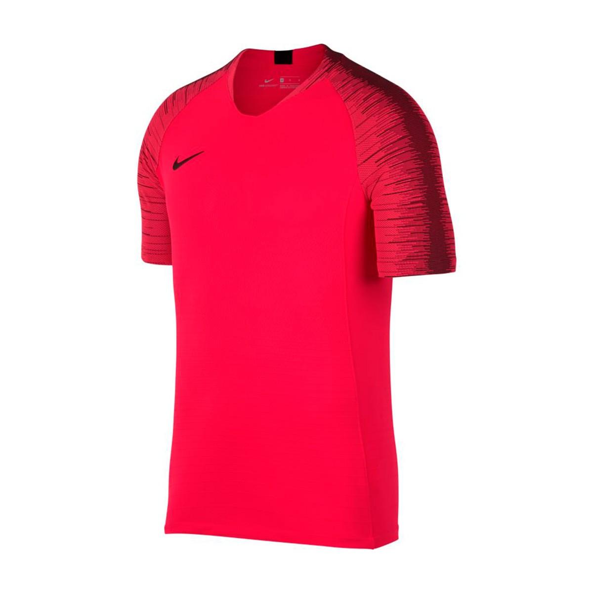 93e0098a7c1 Jersey Nike Vaporknit Strike Siren red-Black - Football store Fútbol Emotion