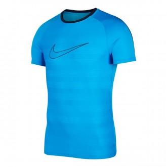 Camiseta  Nike Dry Academy GX2 Blue hero-Black-Blue hero