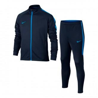 Chándal  Nike Dry Academy Football Niño Obsidian-Blue hero