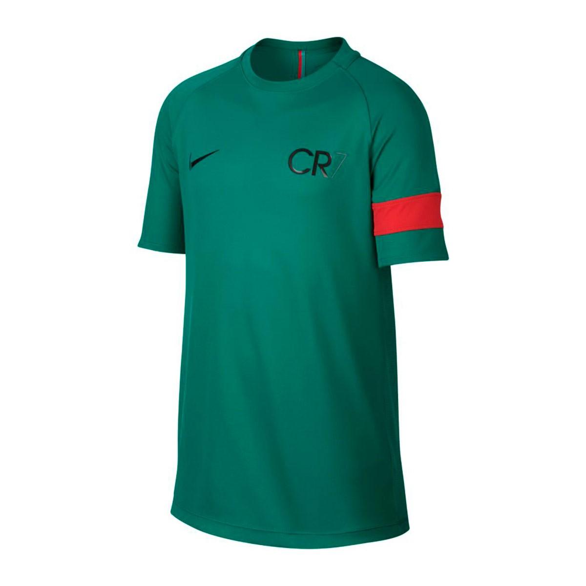 Jersey Nike Dry Academy CR7 Niño Kinetic green-Deep pewter ... f149c4cf95ba1