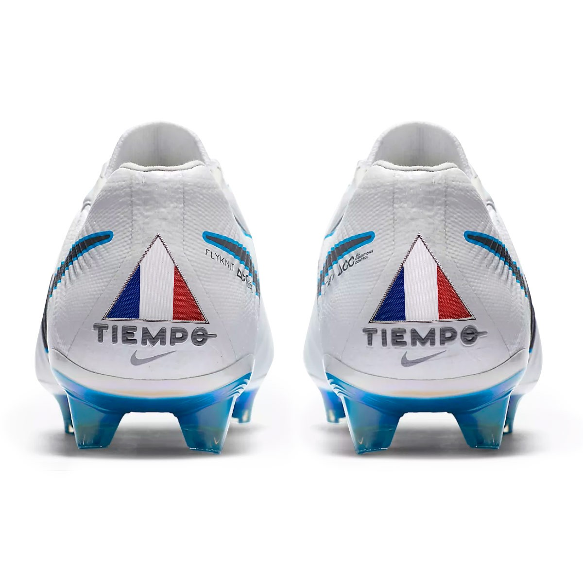 reputable site a48e4 34b8d Football Boots Nike Tiempo Legend VII Elite FG White-Metallic cool grey-Blue  hero - Football store Fútbol Emotion