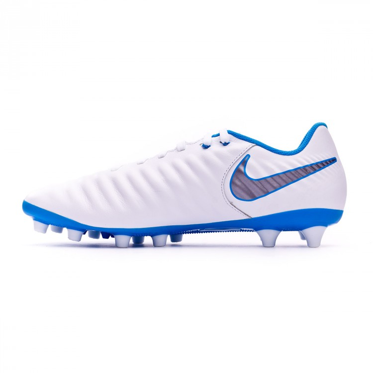 8a1ef1934 Football Boots Nike Tiempo Legend VII Academy AG-Pro White-Metallic ...