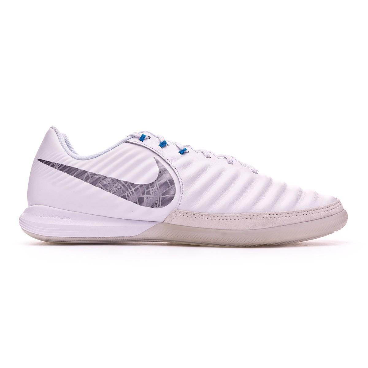 Zapatillas Nike Tiempo Futbol Blancas Zapatillas para