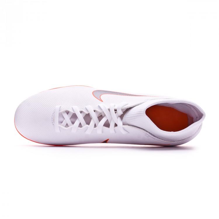 e08697b156ab Football Boots Nike Mercurial Superfly VI Club MG White-Metallic ...