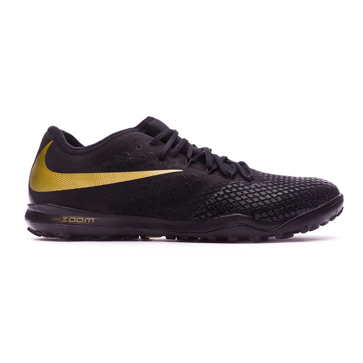 779aa7a94 ... Zapatilla Hypervenom Zoom PhantomX III Pro Turf Black-Metallic vivid  gold. CATEGORY. Football Boots · Nike