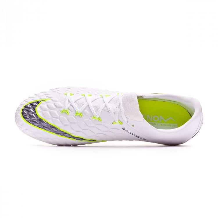 6834398deabfb Football Boots Nike Hypervenom Phantom III Elite AG-Pro White ...