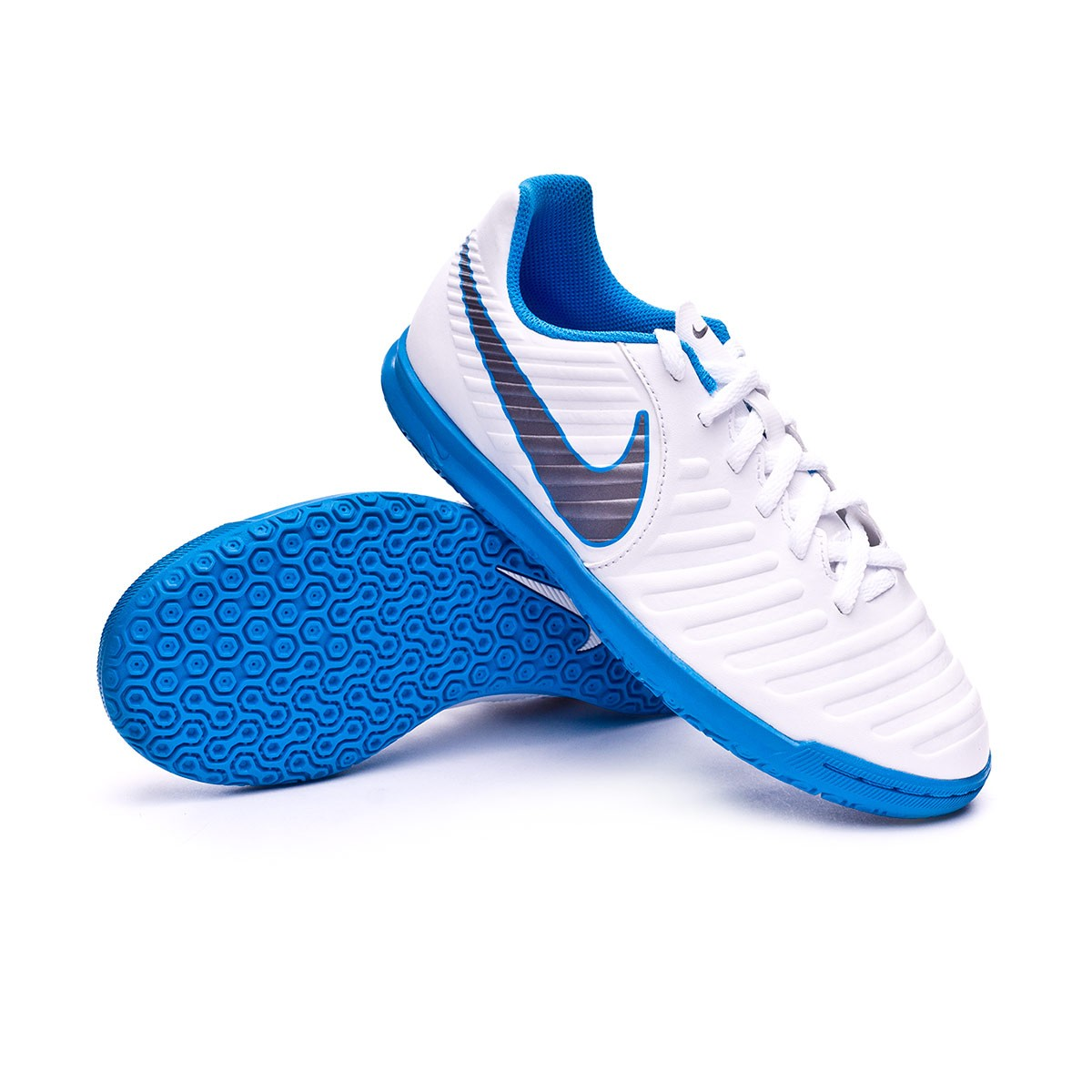 best service ad519 4365c Nike Kids Tiempo LegendX VII Club IC Futsal Boot