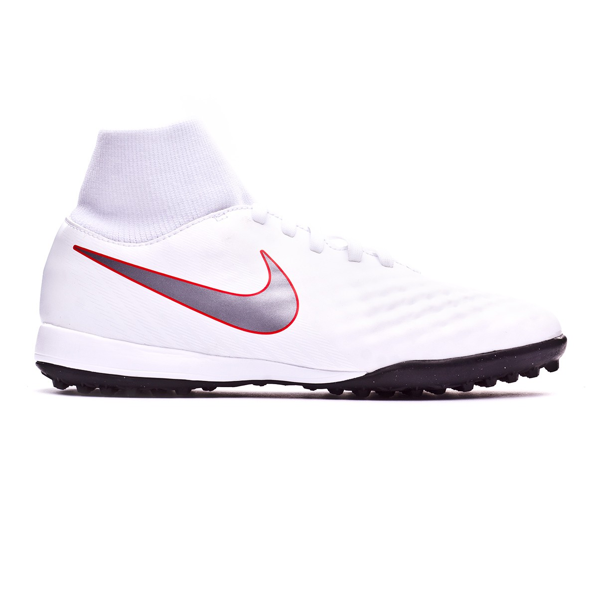 Zapatilla Nike Magista ObraX II Club IC White Metallic cool
