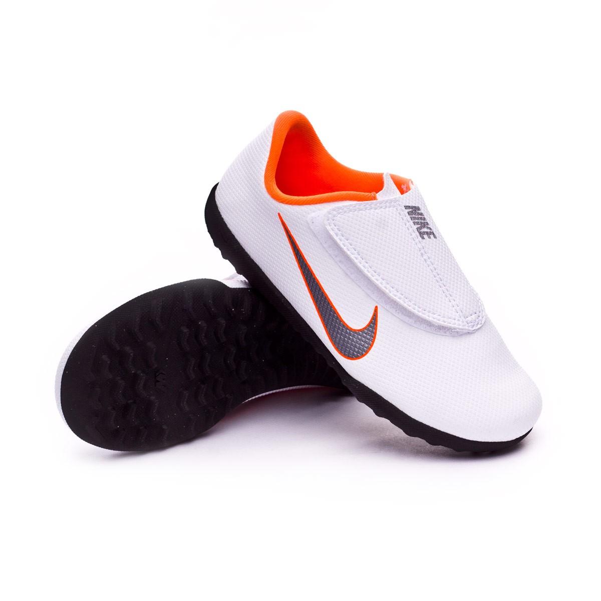 Football Boot Nike Kids Mercurial VaporX XII Club PS Velcro Turf ... a1f29574bab32