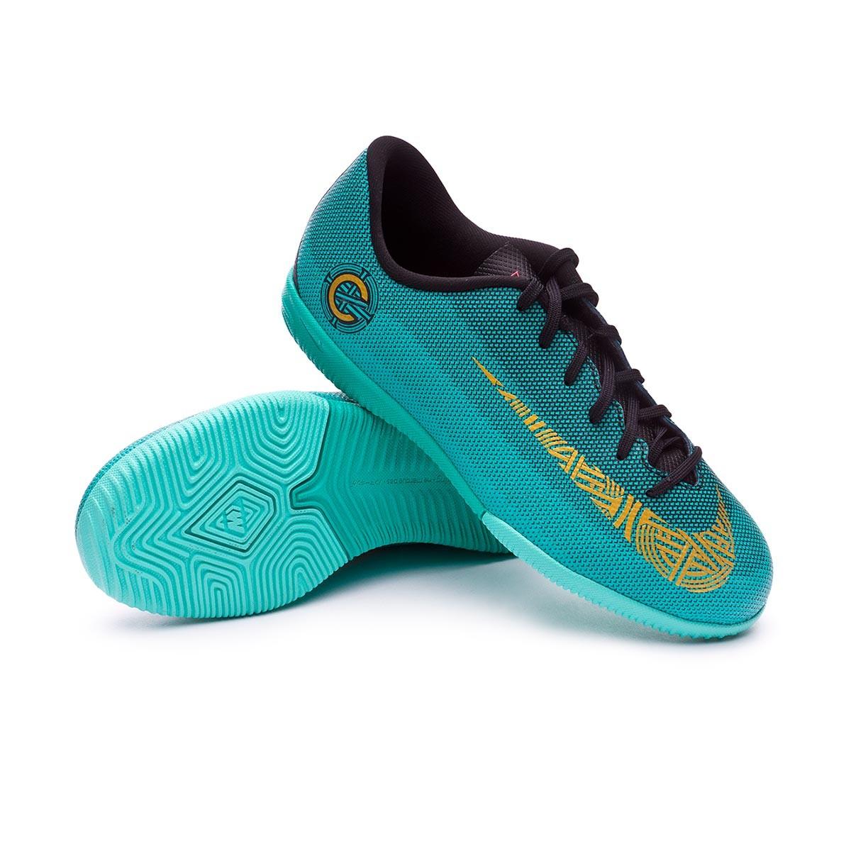 ... Zapatilla Mercurial VaporX XII Academy GS CR7 IC Niño Clear  jade-Metallic vivid gold-. CATEGORY. Futsal ddf19ae67aa34