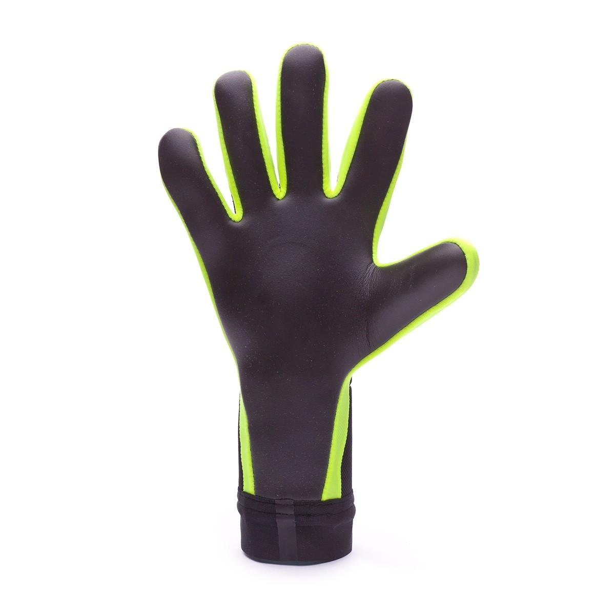 5f12442d309 Glove Nike Mercurial Touch Elite Promo Black-Volt - Football store Fútbol  Emotion
