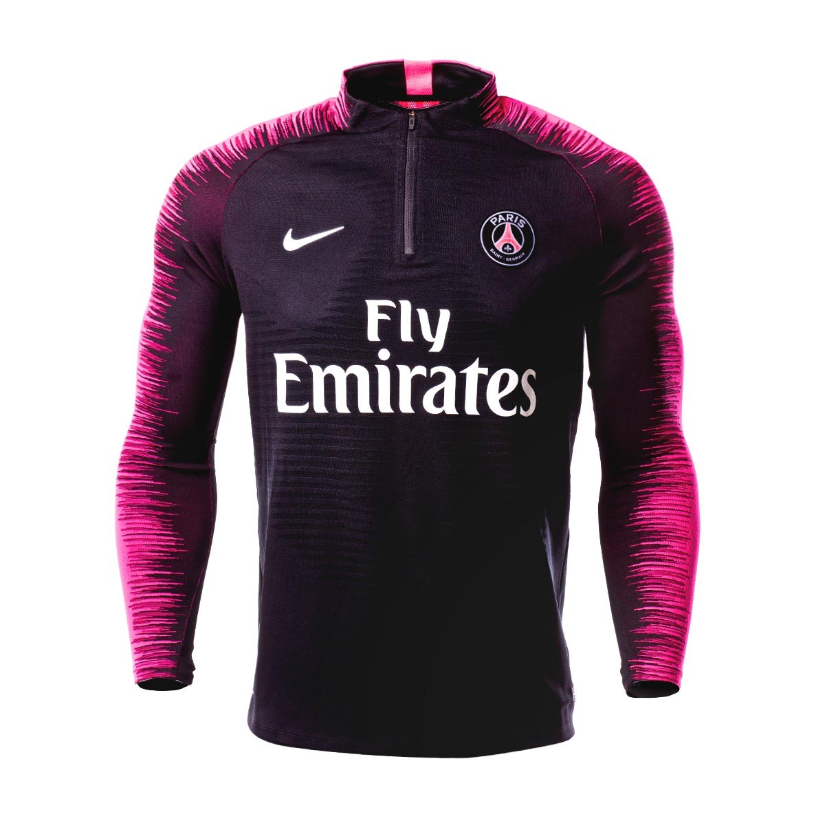 Paris White Hyper Strike 2018 Saint Germain 2019 Pink Sudadera Black Vaporknit srhQdtC
