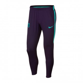 Calças  Nike FC Barcelona Dry Squad 2018-2019 Purple dynasty-Hyper turquoise